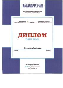 2009 Domestica