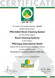 Pro-Aqua ZPmed 2017
